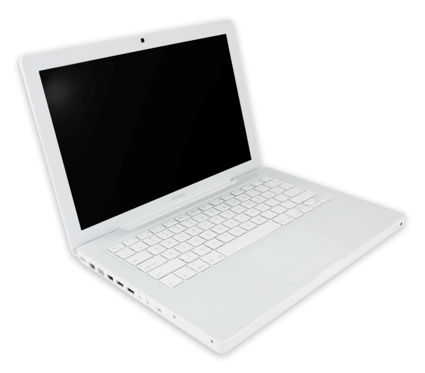 apple macbook. refurbished white apple macbook laptop 13.3\